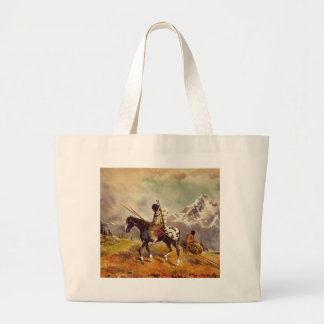 TRAVOIS by SHARON SHARPE Large Tote Bag