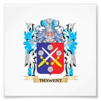 Trawent Coat of Arms - Family Crest Photo