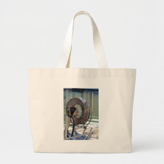 Trawl winch large tote bag
