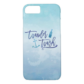 Trawler Trash iPhone 8/7 Case