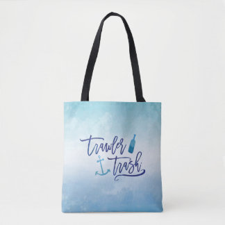 Trawler Trash Tote Bag