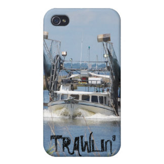 Trawlin iPhone 4/4S Cover