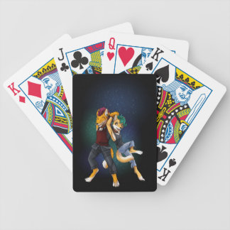 Trax and Triks Bicycle Playing Cards