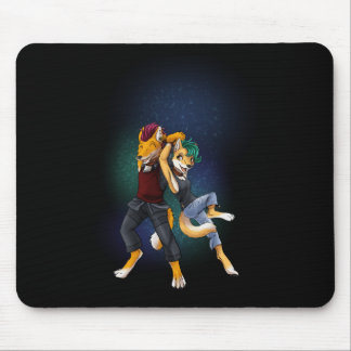 Trax and Triks Mouse Pad