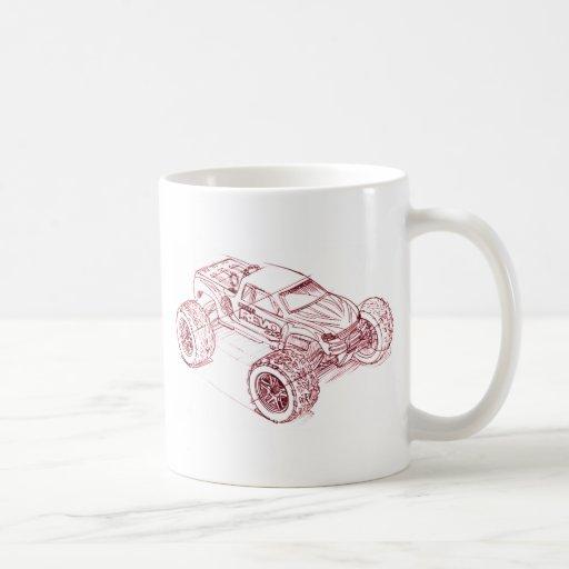 trax revo 33 coffee mug