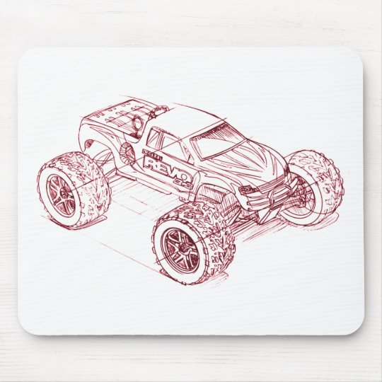 trax revo 33 mouse pad
