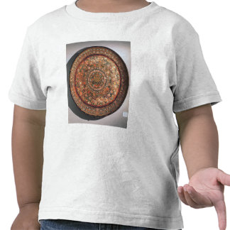 Tray from the Michoacan tribe T-shirts