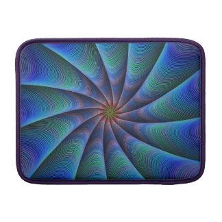 Trayectoria a la meditación fundas MacBook
