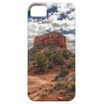 Trayectoria a la roca de Bell iPhone 5 Carcasa