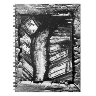 Trayectoria de la pesadilla note book