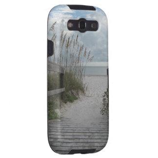 Trayectoria de la playa de la Florida Samsung Galaxy S3 Protector