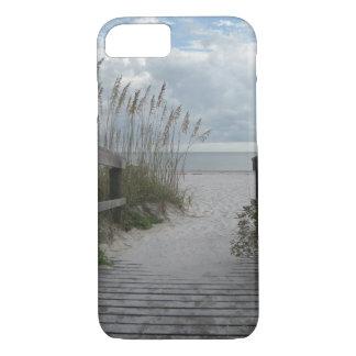 Trayectoria de la playa de la Florida Funda iPhone 7