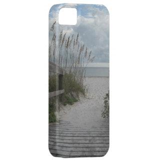 Trayectoria de la playa de la Florida Funda Para iPhone SE/5/5s