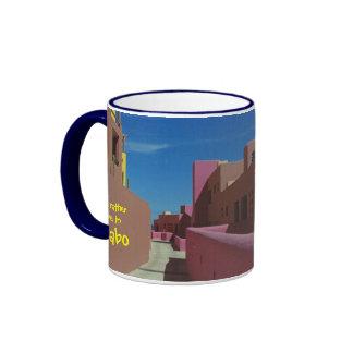 Trayectoria de la taza de café de Cabo a través de