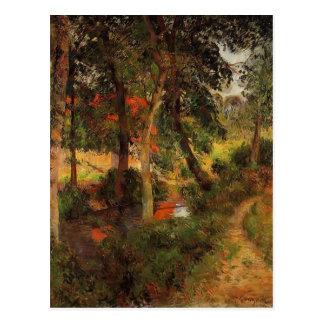 Trayectoria de Paul Gauguin- Pere Jean Tarjetas Postales