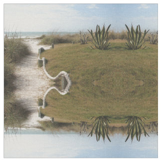 Trayectoria el Golfo de México de la playa de la Telas