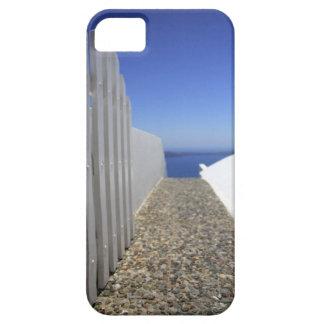 Trayectoria hacia fuera al mar iPhone 5 fundas