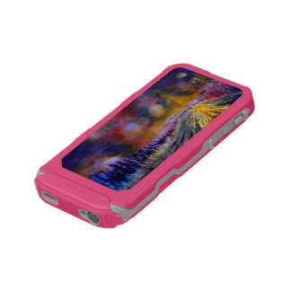 Trayectoria púrpura carcasa de iphone 5 incipio atlas id