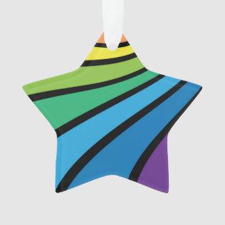 Trayectorias curvadas del arco iris