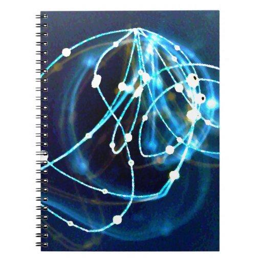Trayectorias nucleares atómicas CricketDiane del á Cuadernos