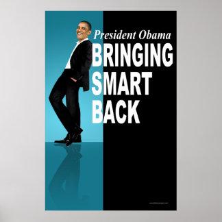 Trayendo a Smart el poster trasero (enorme)