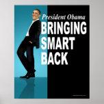 Trayendo a Smart el poster trasero (grande)