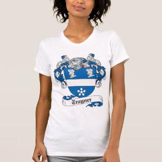 Trayner Family Crest Tshirts