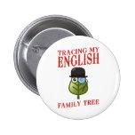 Trazado de mi árbol de familia inglés pin