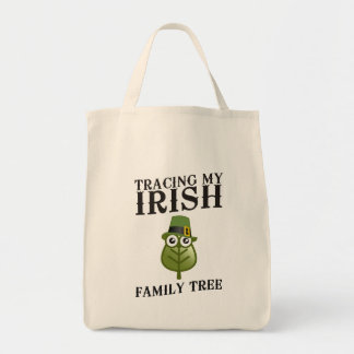 Trazado de mi árbol de familia irlandés