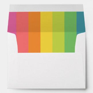 Trazador de líneas colorido brillante del arco sobre