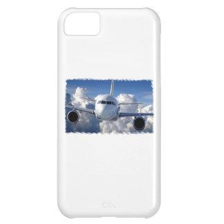 Trazador de líneas del jet funda para iPhone 5C