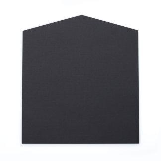 trazadores de líneas coloreados 5x7 del sobre