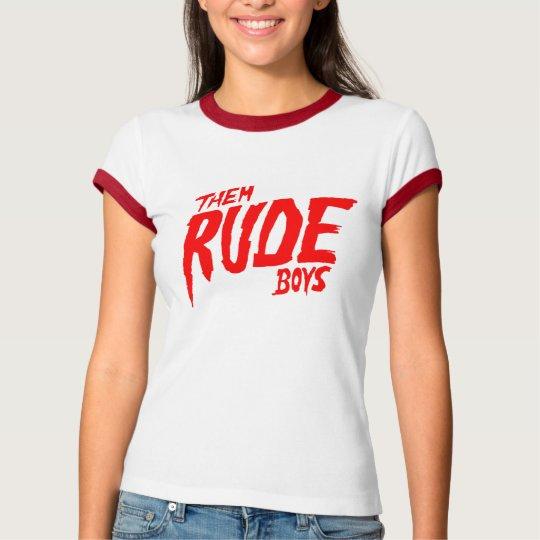 TRB Women's Ringer T-Shirt