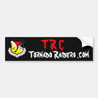 TRC Bumper Sticker Car Bumper Sticker