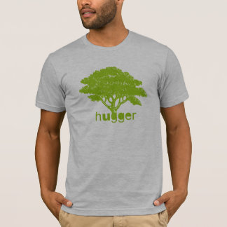 Tre Hugger T-shirt / Earth Day T-shirt