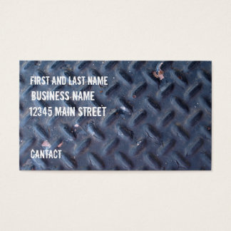 tread background business cards