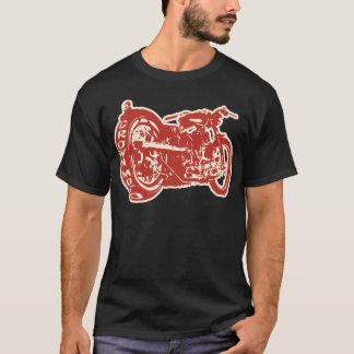 Tread (crisp red/crm) T-Shirt