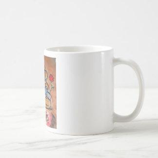 """Tread On This"" - by Debi Blount Coffee Mug"