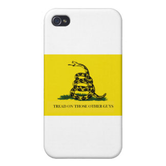 Tread on those other guys cases for iPhone 4