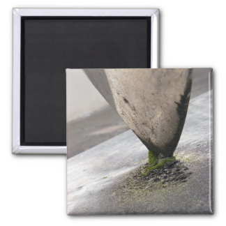 Tread Soft 2 Inch Square Magnet