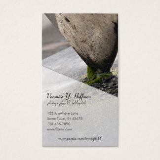 Tread Soft Business Card
