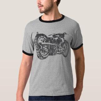 Tread (vintage charcoal) t shirt