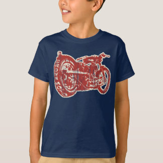 Tread (vintage red/crm) T-Shirt
