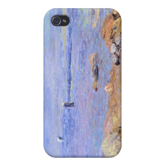 Treading Clams, Wickford iPhone 4/4S Case