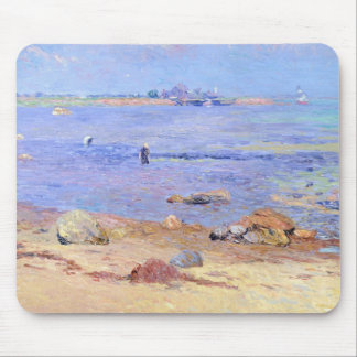 Treading Clams, Wickford Mouse Pad