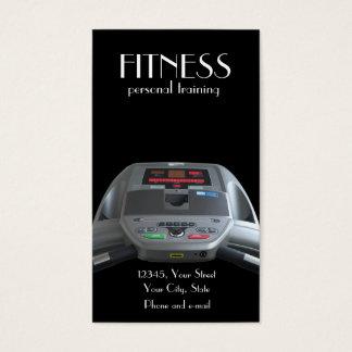 Treadmill Business Card