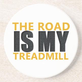 Treadmill Drink Coasters