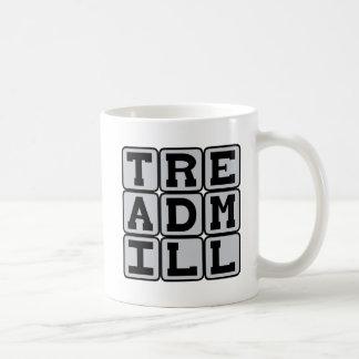 Treadmill, Exercise Equipment Coffee Mug