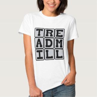 Treadmill, Exercise Equipment T-shirt