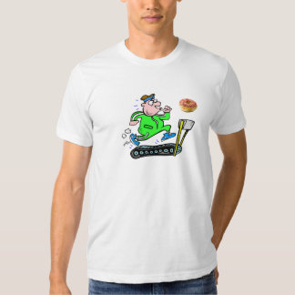 Treadmill Express 2 Shirt